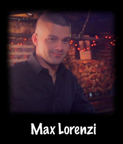 GMAB Max Lorenzi